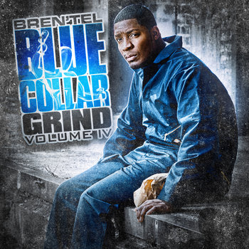 Blue Collar Grind Vol. IV cover art