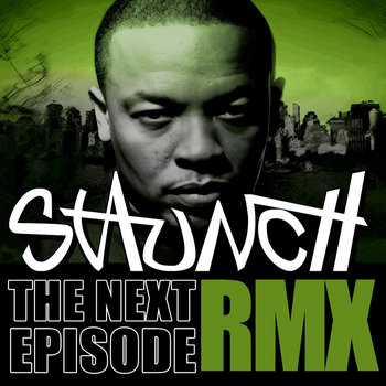 The Next Episode Rmx cover art