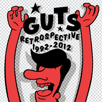 RETROSPECTIVE 1992 - 2012 cover art