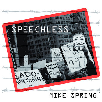 Speechless cover art