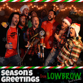 Season&#39;s Greetings from Lowbrow cover art
