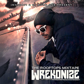 The Rooftops Mixtape cover art