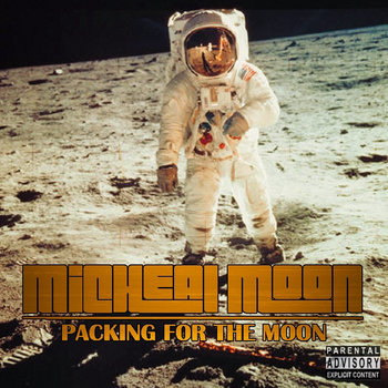 Packing For The Moon cover art