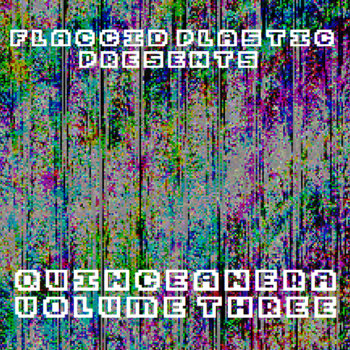 Quinceañera Volume 3 cover art
