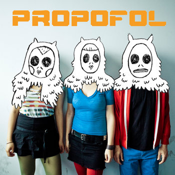 Propofol cover art