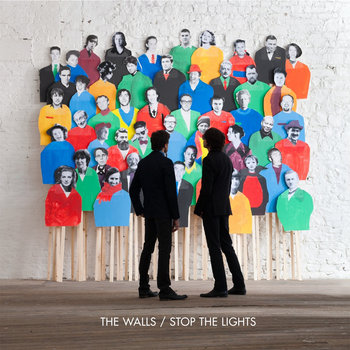 STOP THE LIGHTS cover art