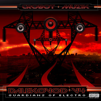 Dalekovod V4 - Guardians of Electro cover art