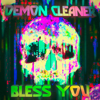 SUB040 - Demon Cleaner - Bless You LP cover art