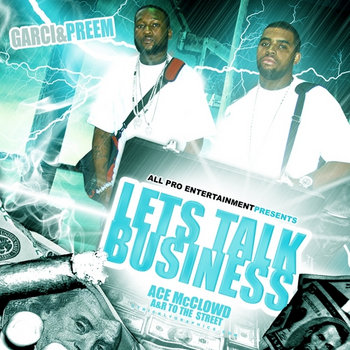 Let's Talk Business cover art
