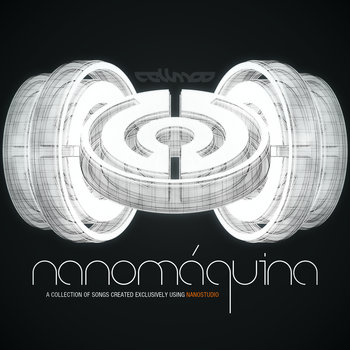 Nanomaquina EP cover art