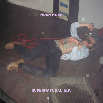 Supernatural E.P. cover art
