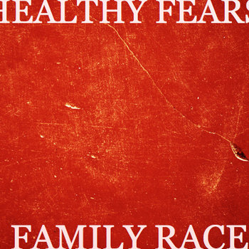 Healthy Fears cover art