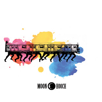 Moon Hooch cover art