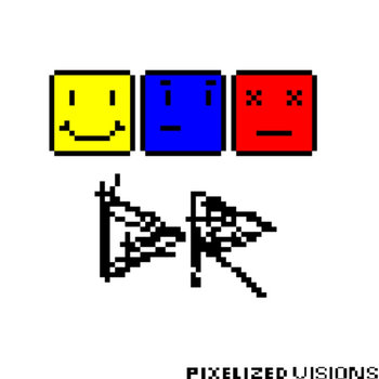 PIXELIZED VISIONS cover art