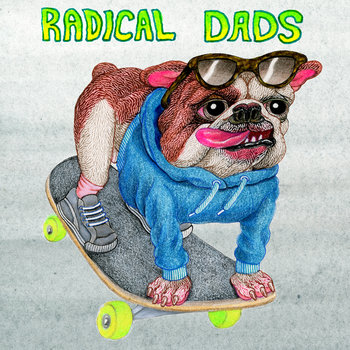 Skateboard Bulldog cover art