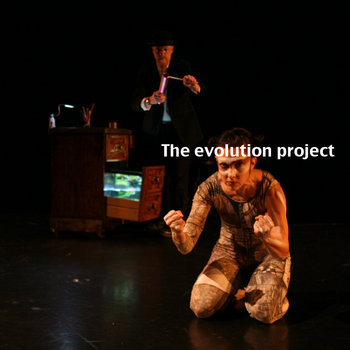 The Evolution Project cover art