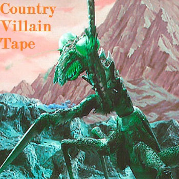 Country Villain Tape cover art