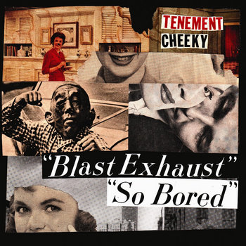 TENEMENT + CHEEKY SPLIT EP cover art