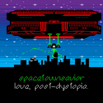 Love, Post-Dystopia cover art