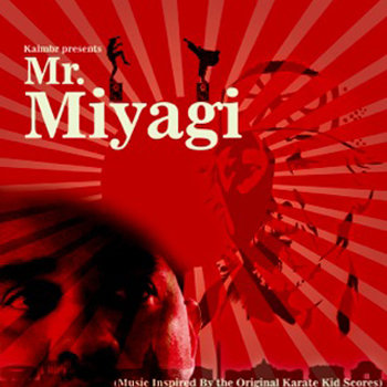 Mr. Miyagi cover art