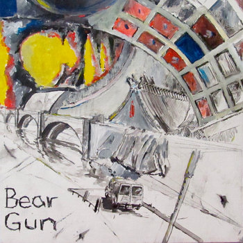 Bear Gun EP cover art