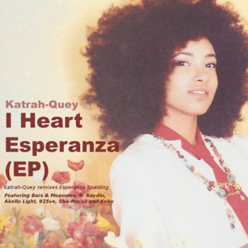 I Heart Esperanza (EP) cover art