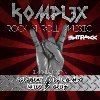 K0MPL3X - Rock N Roll Music cover art