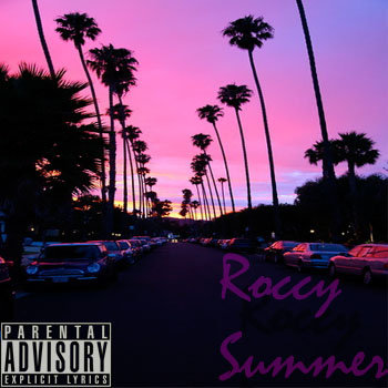 Roccy Summer (Prod.J Cole) cover art