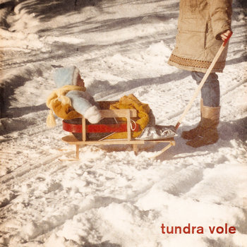 Tundra Vole cover art