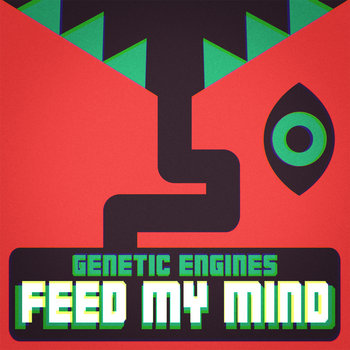 Feed My Mind EP cover art