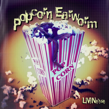 Popcorn Earworm cover art