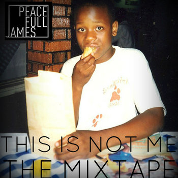 THIS IS NOT ME (THE MIXTAPE) cover art