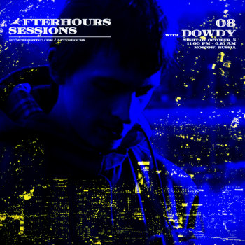 Afterhours Sessions 08: Dowdy cover art