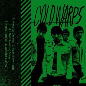 Cold Warps cover art