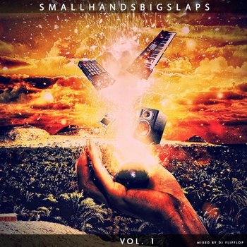 Smallhandsbigslaps Vol. 1 cover art