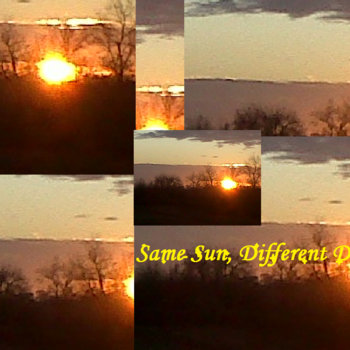 Same Sun, Different Day cover art