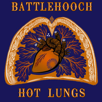 Hot Lungs (LP 2013) cover art