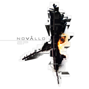 Novallo E.P. cover art