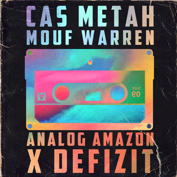 Analog Amazon x Defizit cover art