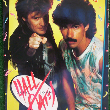 Hall And Oates - I Can't Go For That (TROHJRMX) cover art