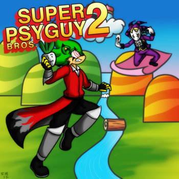 Super Psyguy Bros. 2 cover art