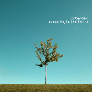 Antendex - According to the Trees [DTR008] cover art