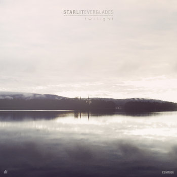 Starlit Everglades - twilight EP (CBNR006) cover art