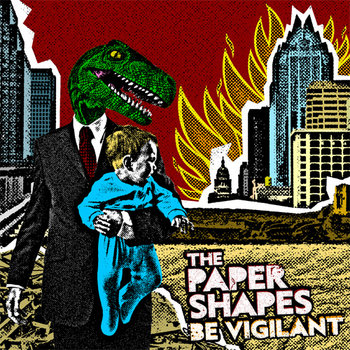 Be Vigilant cover art
