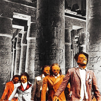 Day of the Mummies cover art