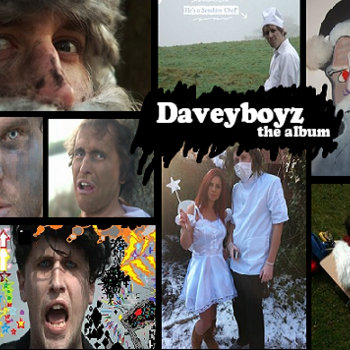 Daveyboyz: The Album cover art