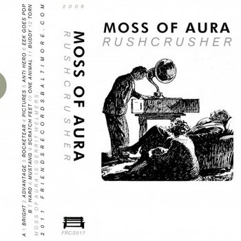 Rushcrusher cover art