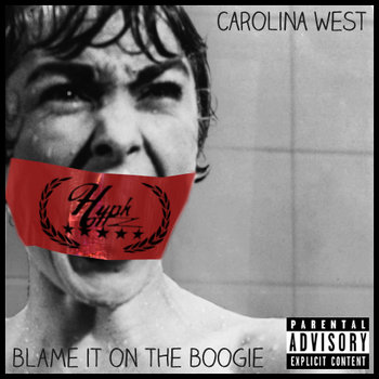BLAME IT ON THE BOOGIE cover art