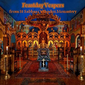 Feastday Vespers cover art
