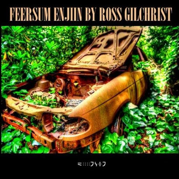 Feersum Enjiin cover art
